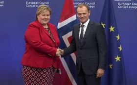 Евросоюз согласовал с Норвегией политику санкций против России