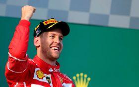 Чудо в Формуле-1: Феттель принес Ferrari первую за 10 лет победу на Гран-при Австралии