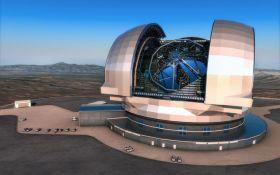 У Чилі почали будівництво найбільшого телескопа в світі: з'явилося відео