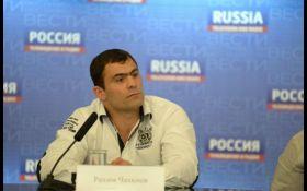 Чахкиев объявил о завершении карьеры