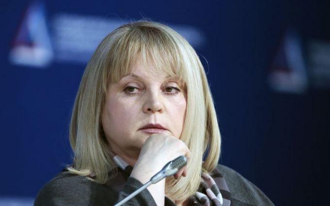 Глава ЦВК Росії зробила дивовижну заяву: соцмережі в шоці