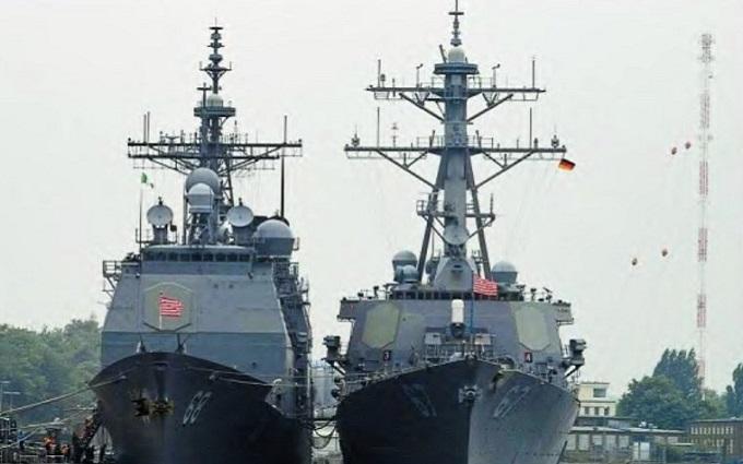 Украина в прошлом году поставила в Россию газовые турбины для военных кораблей
