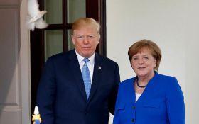 Дії Путіна в Україні потрібно називати своїми іменами: підсумки переговорів Меркель і Трампа