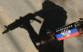 На Донбассе пойман боевик ДНР, похищавший людей: появились фото