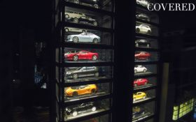 В Сингапуре открыли автомат по продаже элитных автомобилей: появилось яркое видео