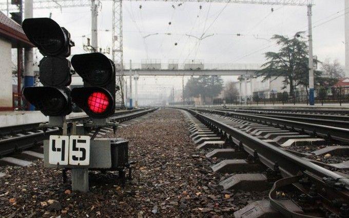 Россия запустила железнодорожное сообщение в обход Украины