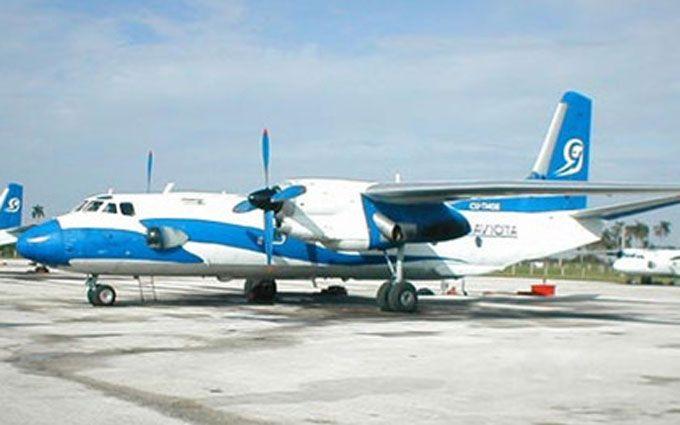 В итоге крушения военного самолета наКубе погибли восемь человек