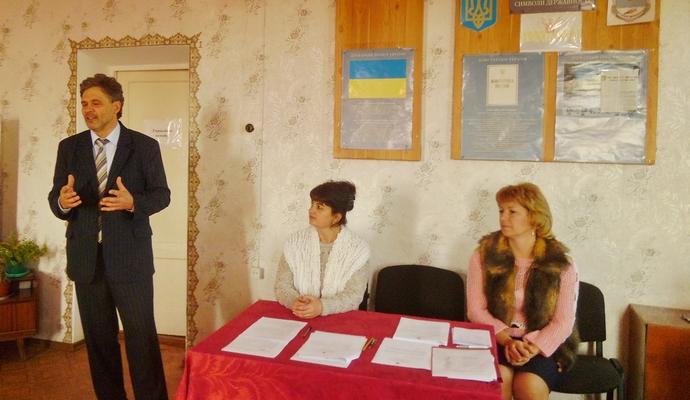 В Черкасской области выбирают первого старосту