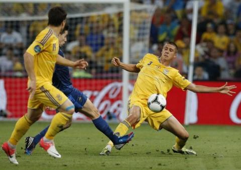 О прогнозе на матч украина-франция