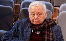 Відомий актор Олег Табаков перебуває в критичному стані, - ЗМІ