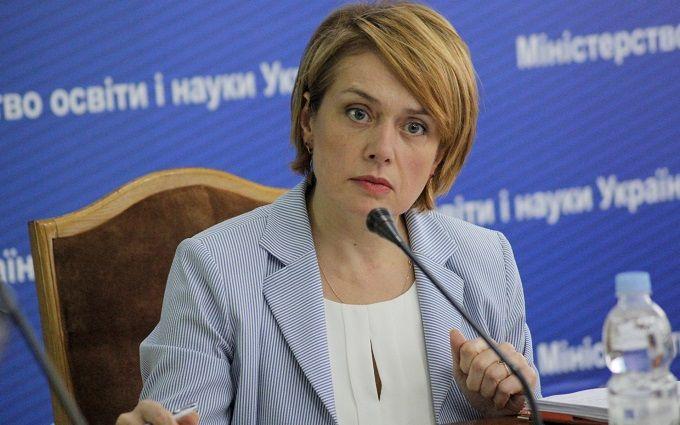 Гриневич поведала обукраинском языке в русских школах