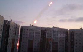 """В ОБСЄ помітили """"Гради"""", що ведуть обстріли з окупованого Донецька"""