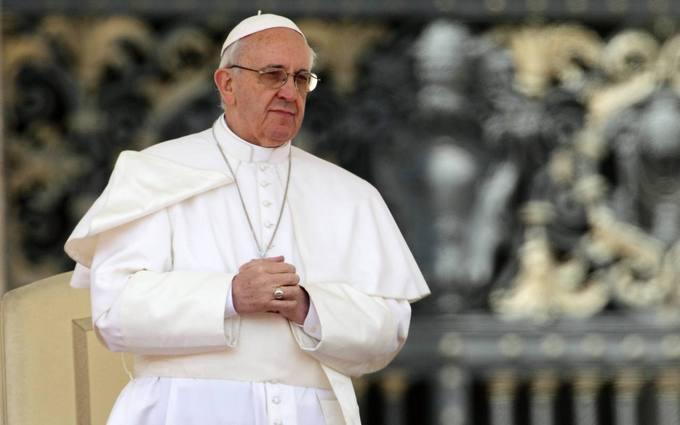 Папа Римский не понимает, кто начал войну в Украине
