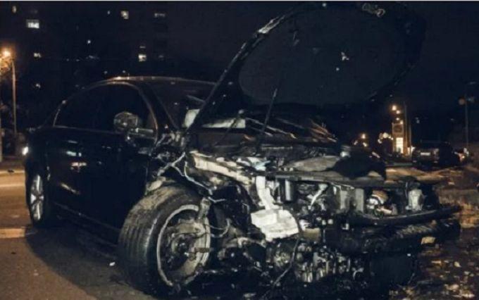 Двойное ДТП в Киеве: пьяный гонщик влетел в четыре автомобиля - опубликованы жуткие фото