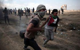 Палестинці масово протестують проти відкриття посольства США в Єрусалимі: десятки загиблих