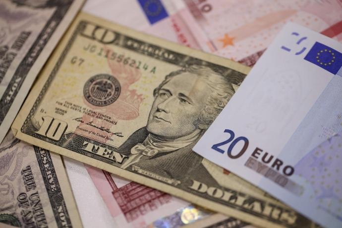Курс валют на 22 января
