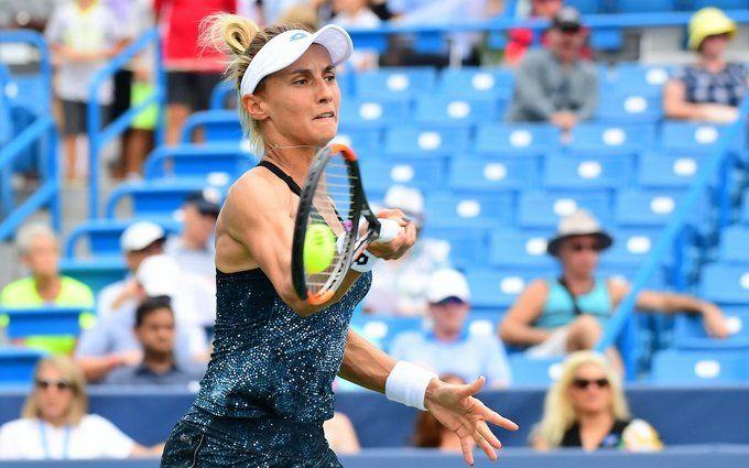 Українська тенісистка завоювала сенсаційну перемогу на турнірі Premier 5