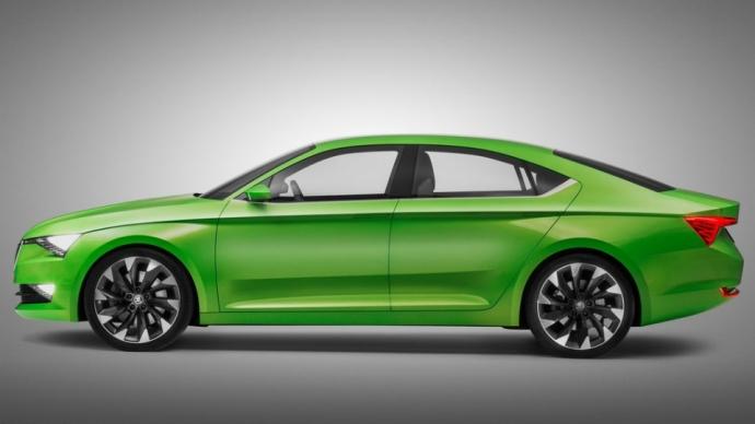 Skoda покажет дизайн будущих машин в Женеве (1)