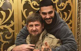Пропутінський співак випадково показав розкіш в літаку Кадирова: з'явилося фото