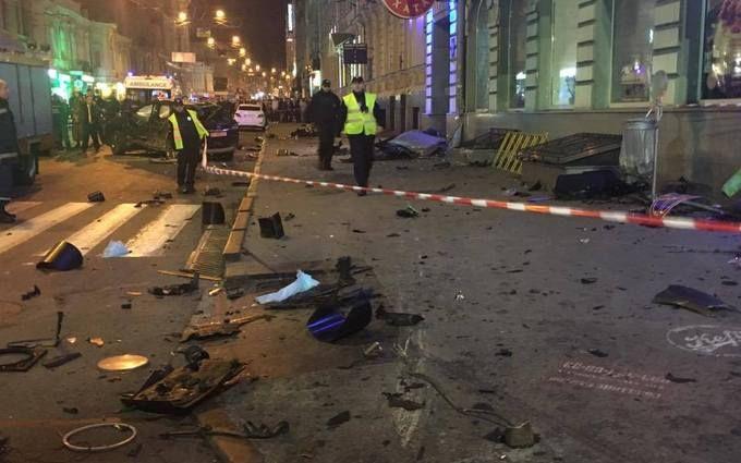 Кривава ДТП в Харкові: винуватиця визнала провину, з'явилося відео