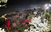 В Польше разбился автобус с украинцами, трое погибших и больше 50 пострадавших: жуткие фото и видео