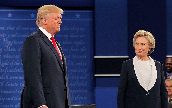 Нехай клянеться на Біблії: соцмережі обговорюють другі дебати Трампа і Клінтон
