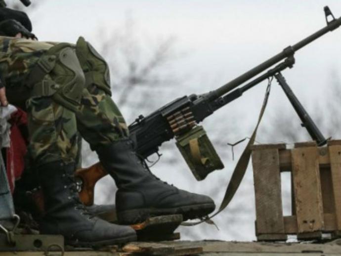 За прошлые сутки боевики 29 раз обстреливали позиции сил АТО (видео)