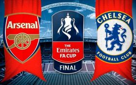 Арсенал - Челси - 1-0: онлайн трансляция финального матча Кубка Англии