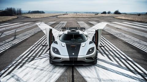 Уникальный тестовый Koenigsegg оценили в $6 миллионов (видео) (1)