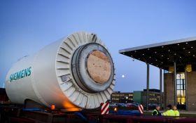 Росія відповіла Siemens на запит про повернення кримських турбін
