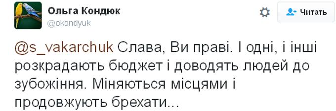 Вакарчук збурив соцмережі словами про владу і опозицію (2)