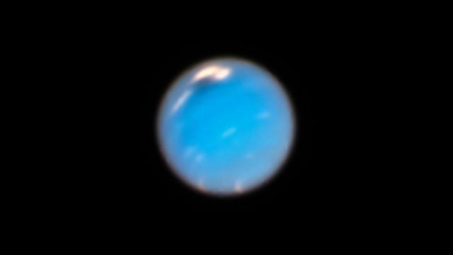 Впечатляющие кадры: Hubble сделал новые снимки ледяных гигантов (2)