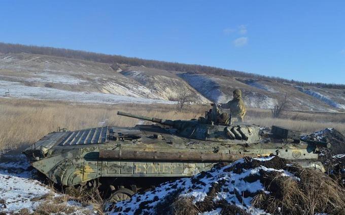 Штаб ООС: боевики на Донбассе резко увеличили количество обстрелов