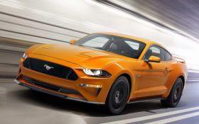 Рестайлинговая версия Mustang GT от компании форд Ford - быстрее гоночных авто