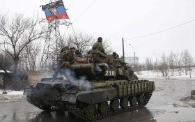 Боевики стягивают танки в населенные пункты оккупированного Донбасса - ОБСЕ