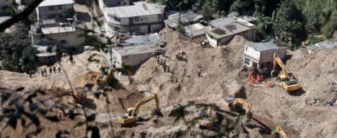 Зсуви в Гватемалі: 280 осіб загинуло та 70 вважаються зниклими