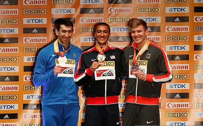 Украинский легкоатлет взял второе место на чемпионате мира: появились фото и видео