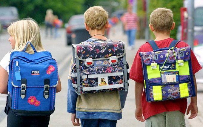 В киевских школах запретили собирать средства с родителей на нужды учреждения