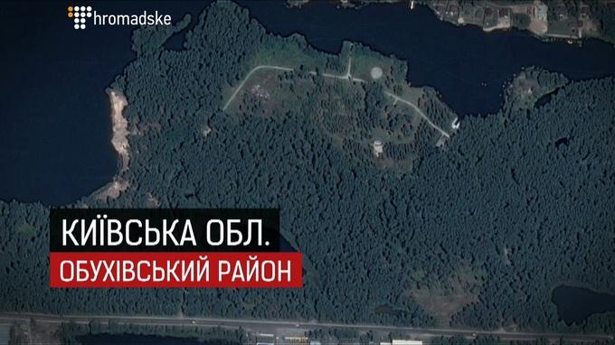 З'явилися фото і відео шикарних володінь кума Путіна в Україні (7)