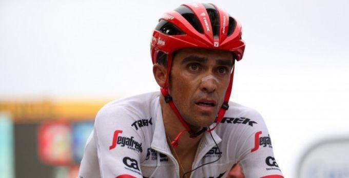 Альберто Контадор заканчивает профессиональную карьеру