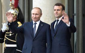 Срочные переговоры Путина и Макрона - в Киеве отреагировали
