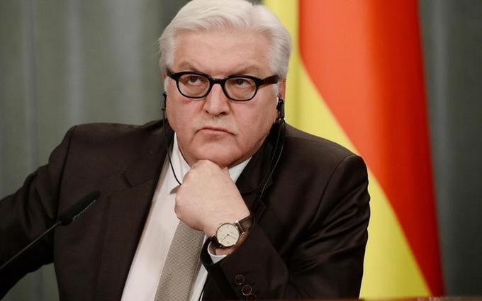 Після поїздки на Донбас Штайнмаєр зробив заяву про переговори