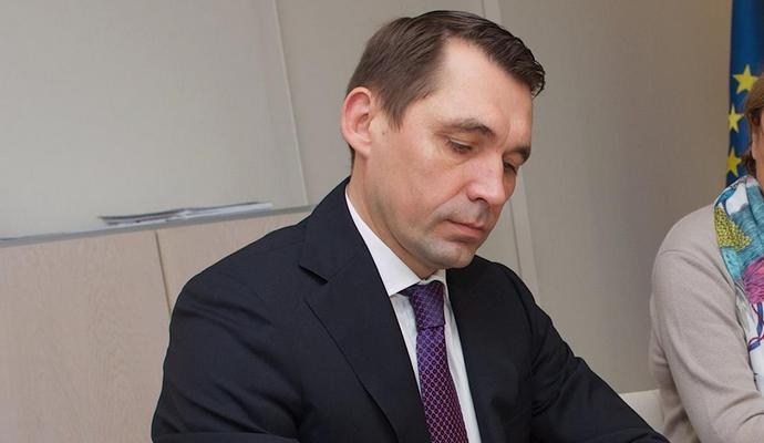 Николай Точицкий - новый представитель Украины при ЕС и посол в Бельгии
