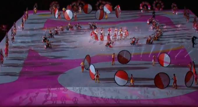 Церемония открытия Паралимпиады-2016: фото и видео из Рио (74)