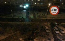 В Киеве произошел смертельный пожар: появились фото с места ЧП