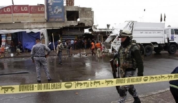 На півночі Багдада стався теракт: є жертви