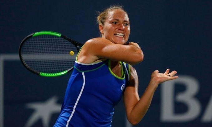 Нью-Хейвен (WTA). Бондаренко проиграла в финале квалификации