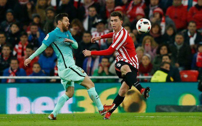 Барселона - Атлетик: прогноз букмекеров на матч Кубка Короля