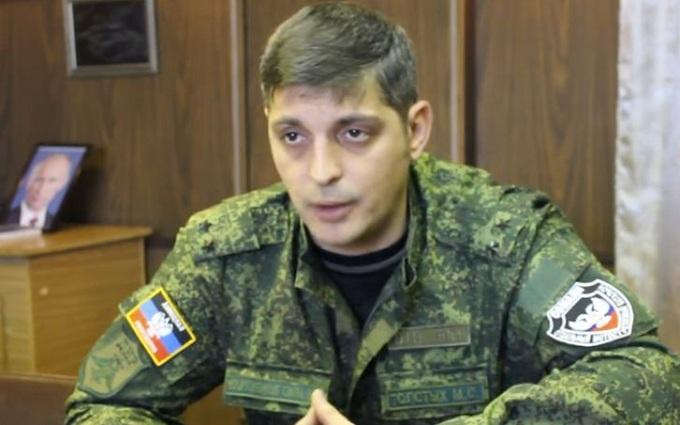 """Боевик """"Гиви"""" недоволен одним из главарей ДНР: опубликовано видео"""