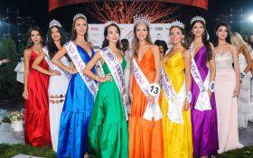 Как выбирали «Мисс Украина-2016»: фото и видео самых красивых девушек страны